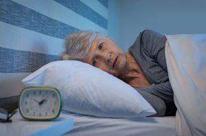 Insomnia at night